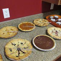 3rd Annual Pie Social