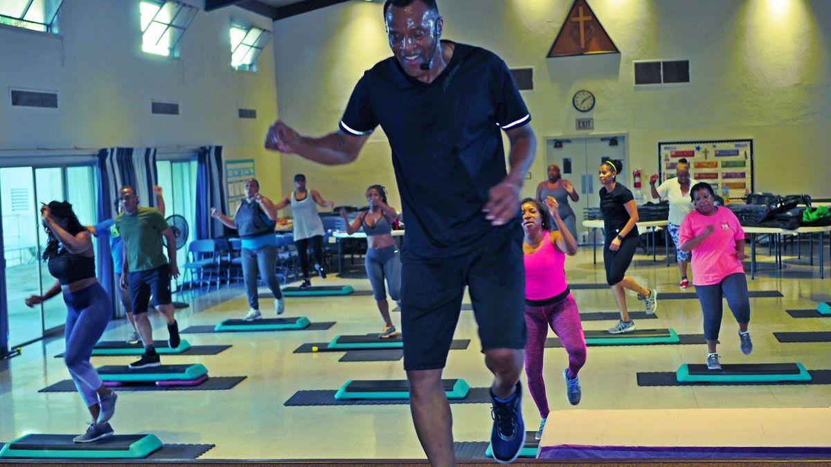 Rhythm Fitness Class