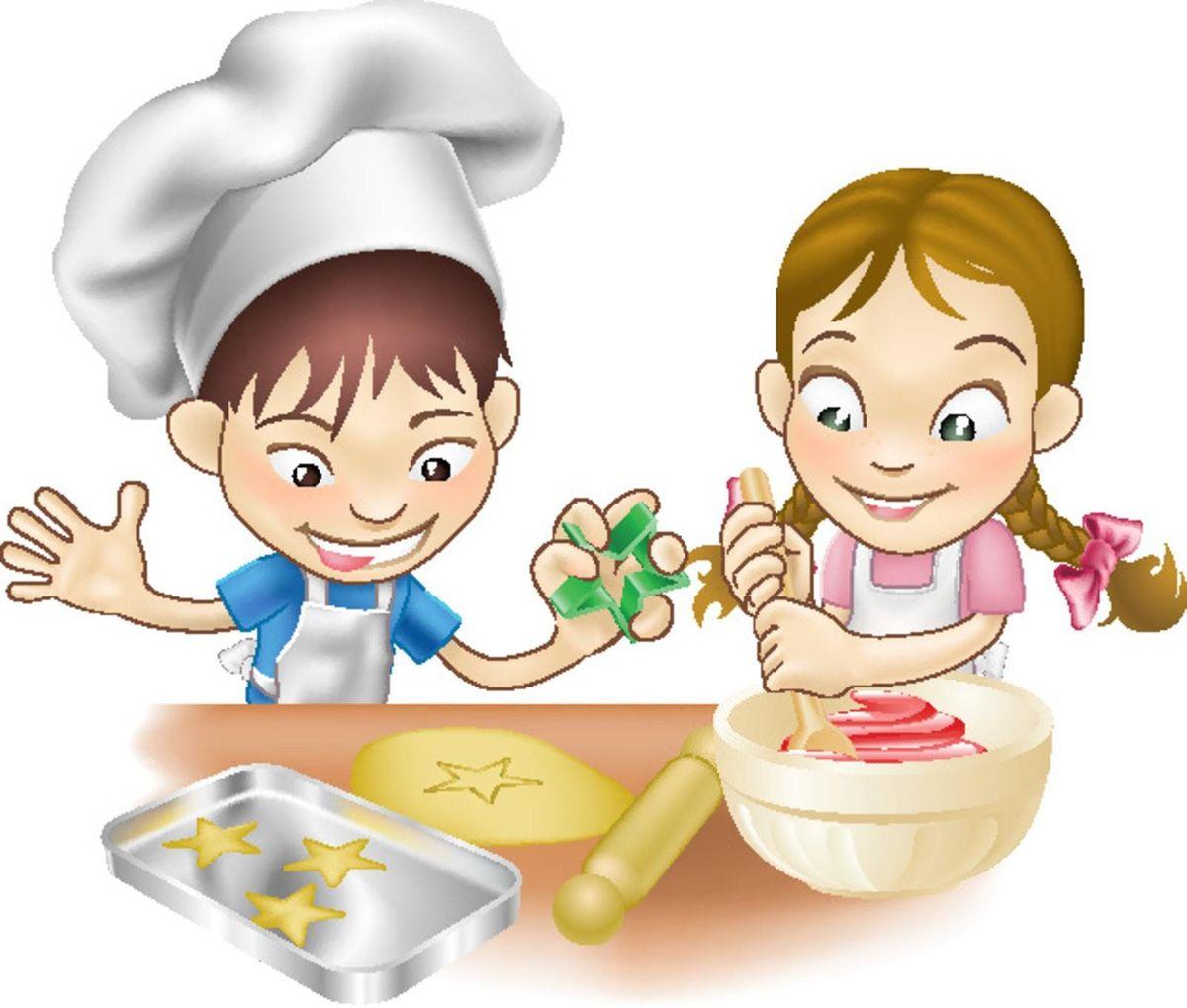 Junior Chefs Fun & Healthy Cooking & Baking