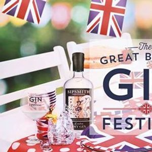 The Great British Gin Festival - Hartlepool - 75% Sold Out
