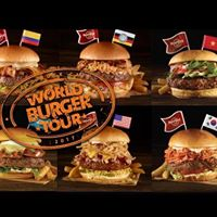 World Burger Tour 2017