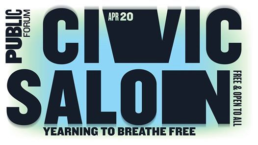 Civic Salon Yearning To Breathe Free