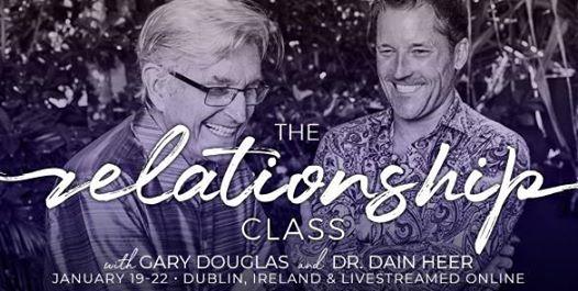 The Relationship Class Dublin wGary Douglas & Dain Heer