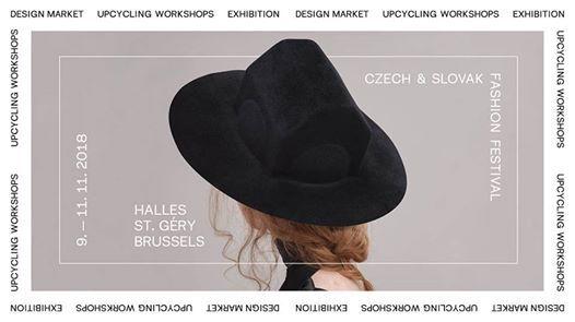 Czech & Slovak Fashion Festival 18
