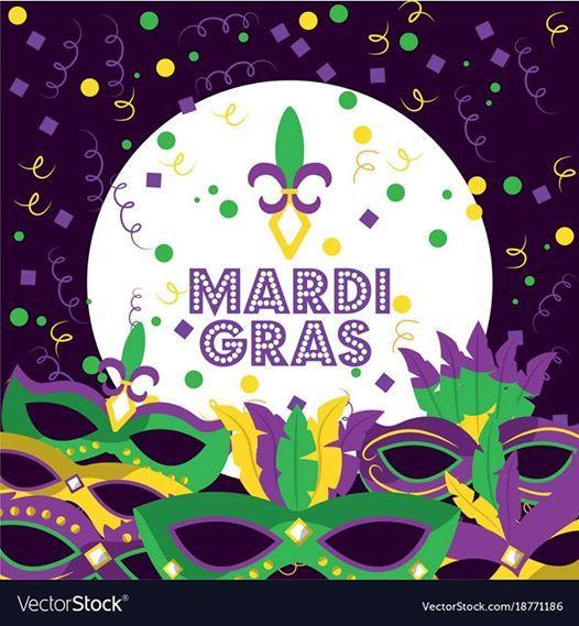 Mardi Gras Comes To The Port Theatre