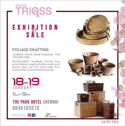 Ultimate Cocos Exhibition at StudioTrioss