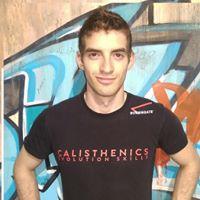 Edoardo Serra - Calisthenics Trainer