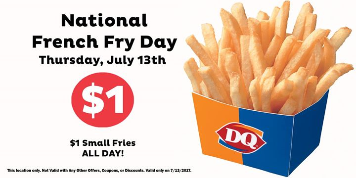 national french fry day - photo #17