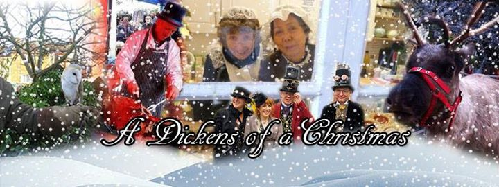 A Dickens of a Christmas (Official event page)