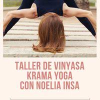 Taller de Vinyasa Krama Yoga en Crdoba