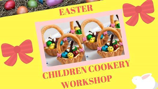 Easter Cookery Workshop for children