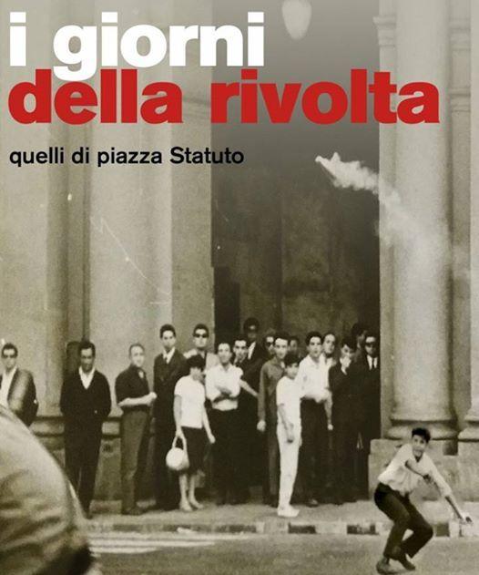 I giorni della rivolta presentazione libro di Claudio Bolognini