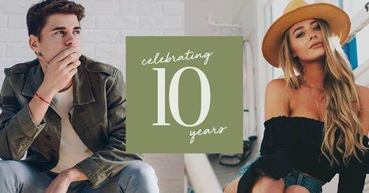 10 Year Anniversary Sale in Augusta