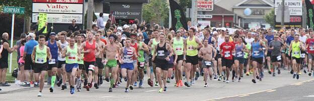 2018 Youngstown Marathon Kids Dash