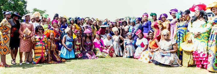 AFRICAN Ladies Day at Royal Ascot 2016 - The Kings ...
