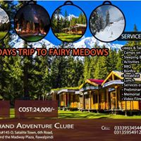 07 days Trip to Fairy Medows