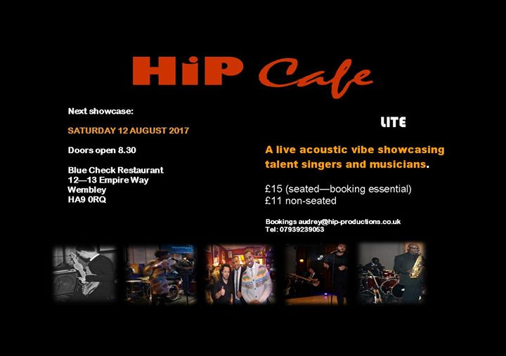 HIP Cafe - Live Music Showcase