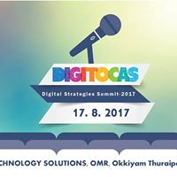 Digitocas - Digital Strategies Summit Chennai
