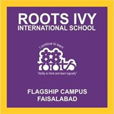 Roots School System, Flagship Campus, Faisalabad
