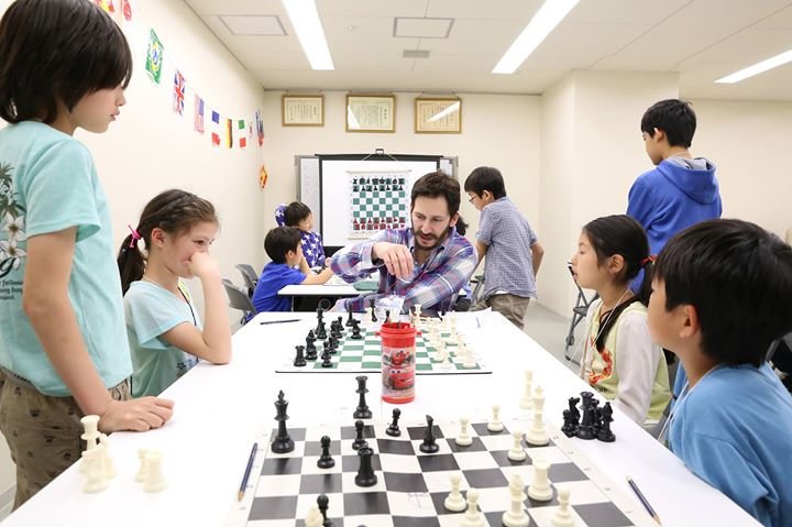 Tokyo Bilingual Chess Club - Chess Crash Course