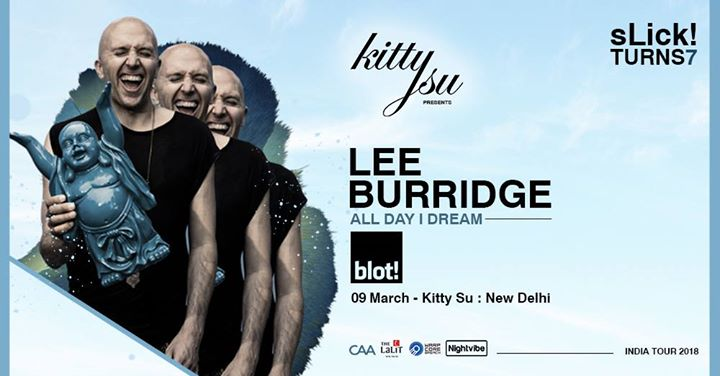 Kitty Su Presents Lee Burridge (sLick Turns 7)