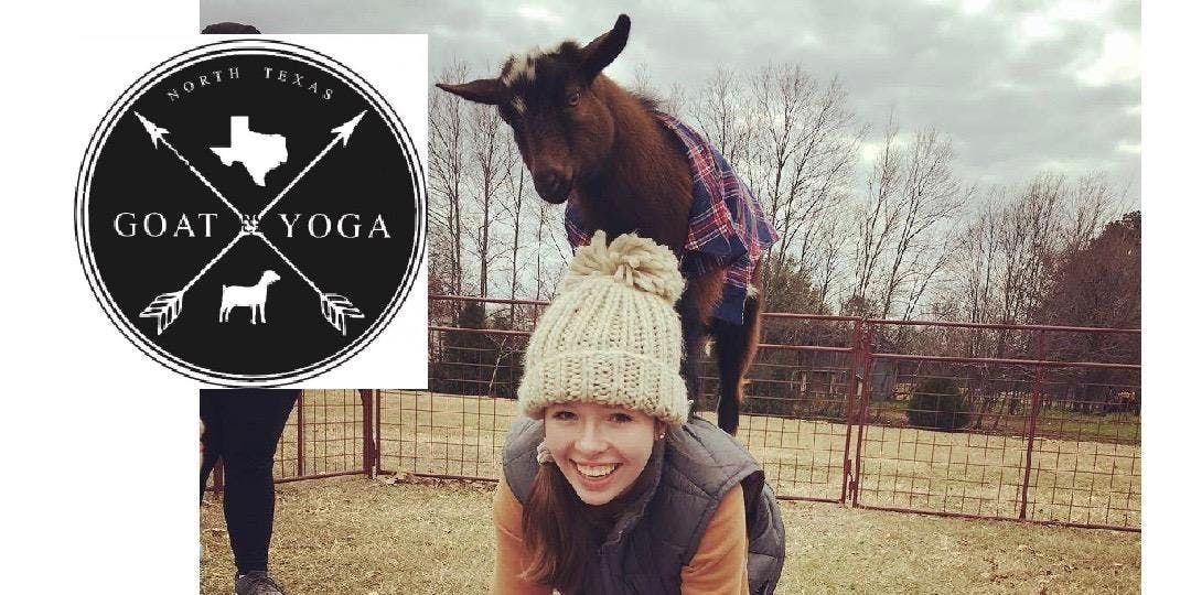 NTX Goat Yoga