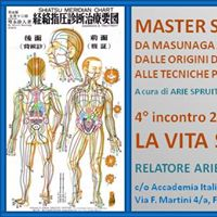 Master Shiatsu da Masunaga a oggi - 4 incontro