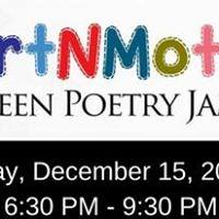 ArtNMotion Teen Poetry Jam
