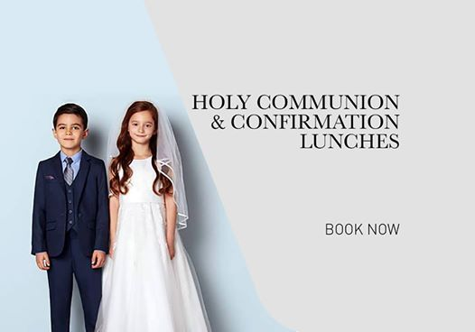 Holy Communion & Confirmation Lunches