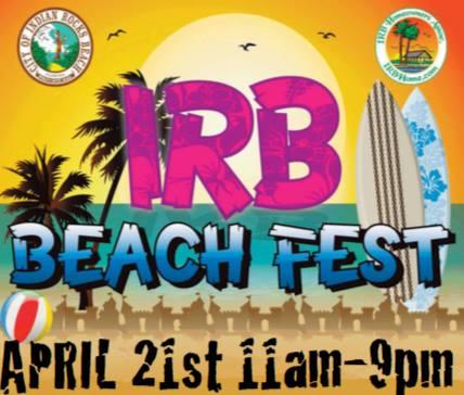 3rd Annual IRB Beach Fest