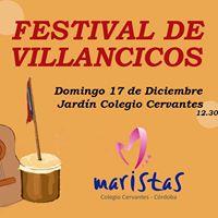 Festival De Villancicos Colegio Cervantes