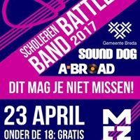 Scholieren Band Battle 2017