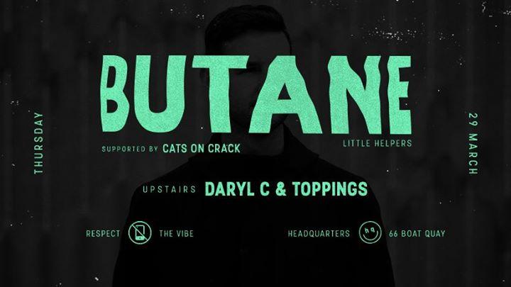 The Council presents Butane (Little Helpers)