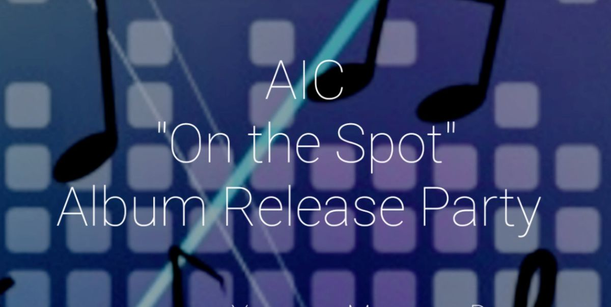 Aicband Album Release Party