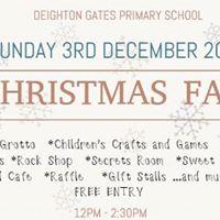 Deighton Gates Christmas Fair