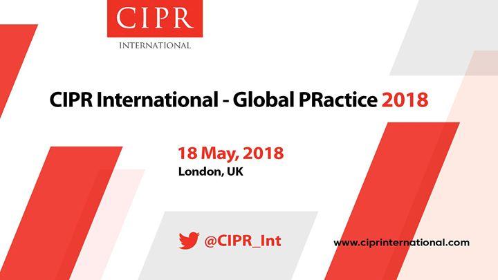 CIPR International - Global PRactice 2018