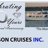 60th Hudson River Cruise