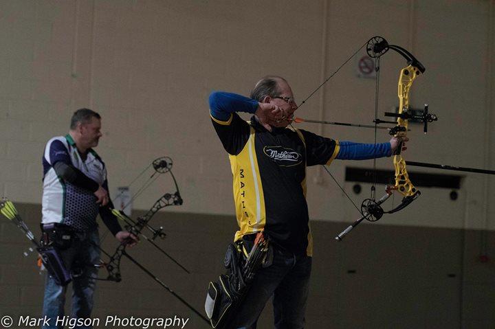 National Indoor target championships 2018