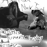 Aerial Ruin and Nick Toombs LIVE at Anthes