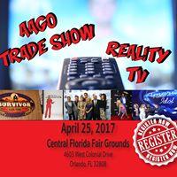 2017 AAGO Trade Show