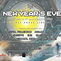 HillTop Goa New Years Eve 2017 - 2018