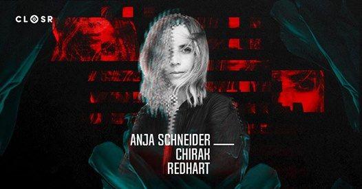 CLOSR to Anja Schneider