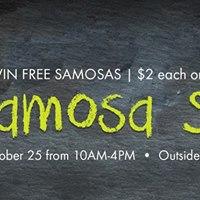 2 Samosa Sale
