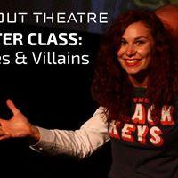 TOT Master Class Heroes and Villains w Ali Froggatt