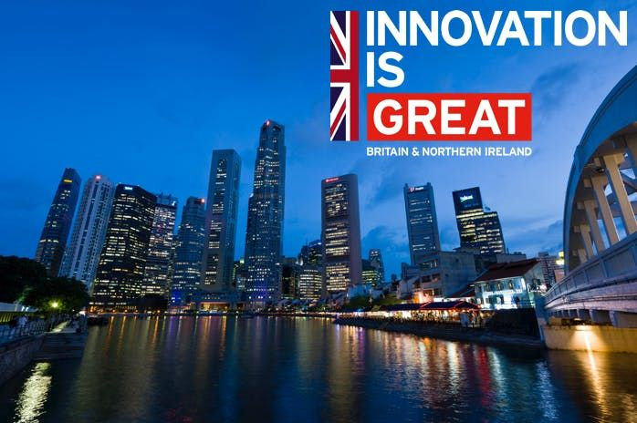 2019 UK FinTech Trade Mission to Singapore