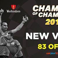 Red Dragons Worthington 2017 Champion of Champions