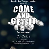 Come and Get It - Breakin x HipHop battles