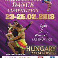 VI.Press Dance International Dance Competition