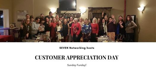 SEVEN Networkings Customer Appreciation Day