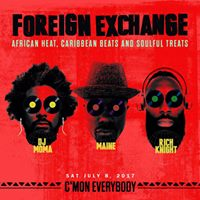 Foreign Exchange with mOma Rich Knight and Maine